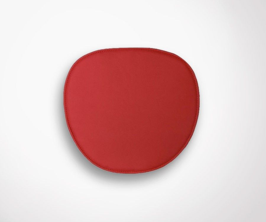 galette design en simili cuir pour chaise dsw charles eames. Black Bedroom Furniture Sets. Home Design Ideas