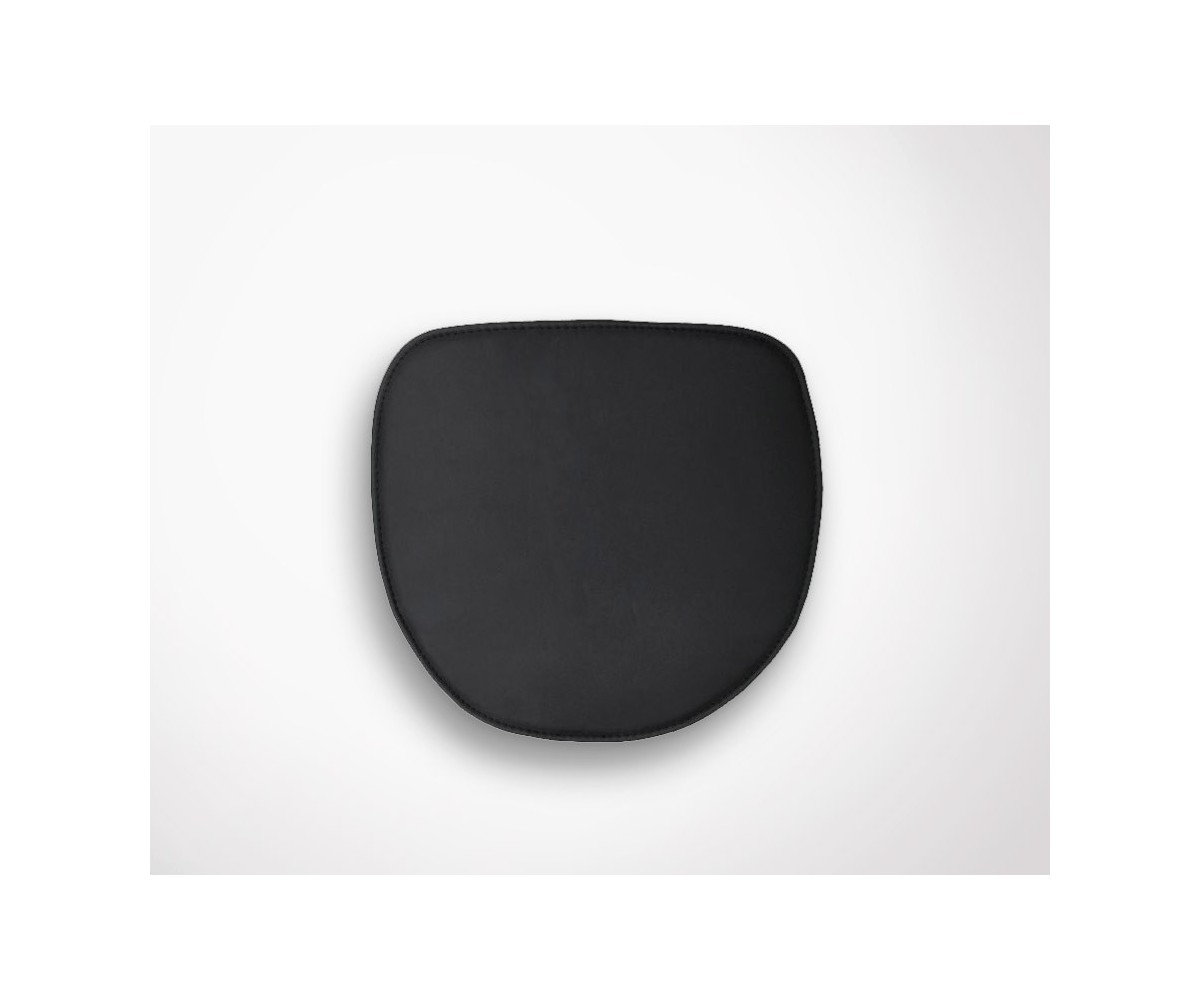 Galette de chaise simili cuir daw charles eames for Galette chaise dsw