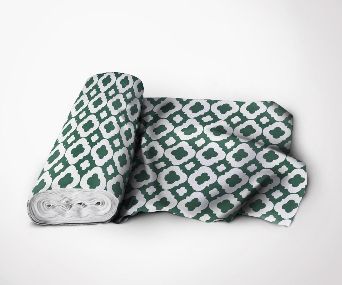 tissu scandinave au m tre couleur vert. Black Bedroom Furniture Sets. Home Design Ideas