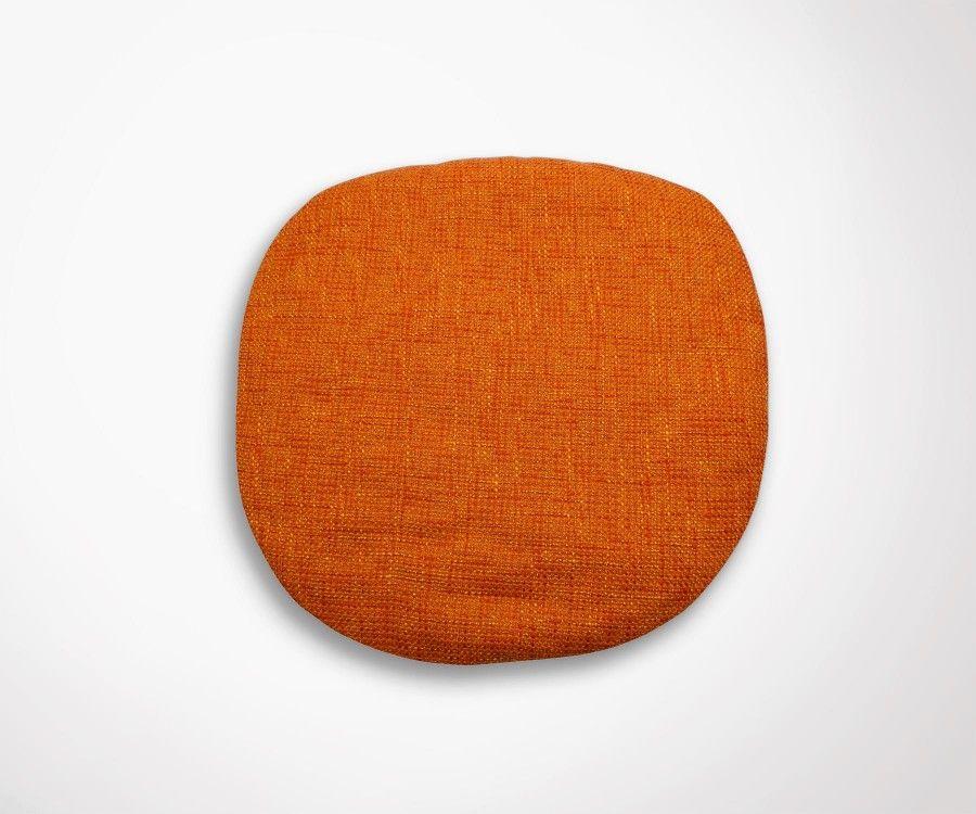 Coussin remplacement fauteuil tulip saarinen style vintage for Housse coussin fauteuil
