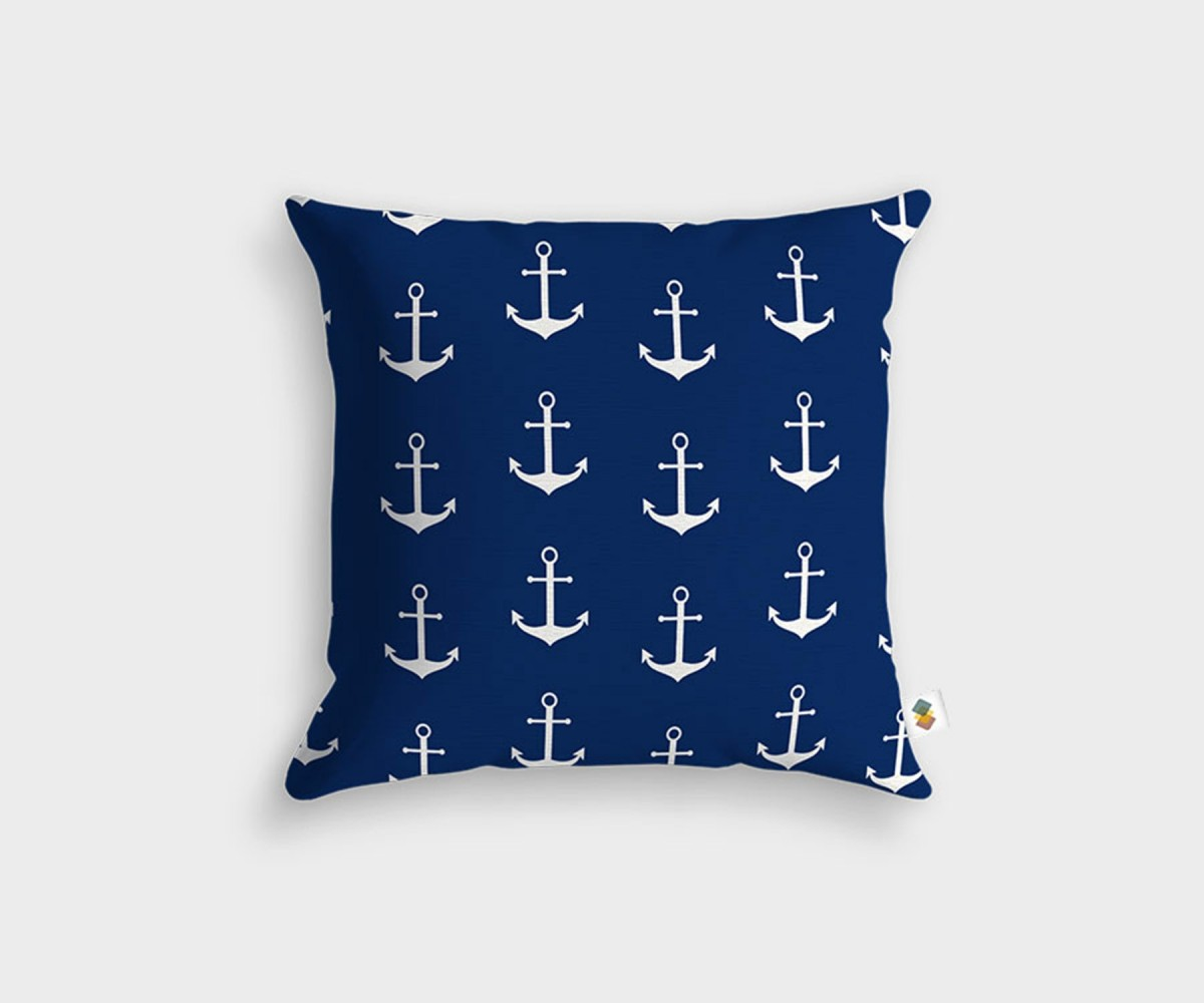 Coussin style marin fabrication fran aise - Housse de couette fabrication francaise ...